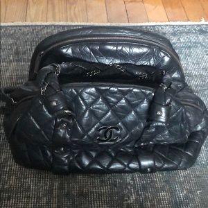 Chanel Lady Braid Bowler Bag Winter 2006